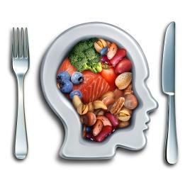 Brain Food Concept
